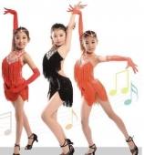 少儿拉丁舞培训