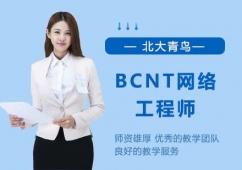 上海BCNT网络工程师课程